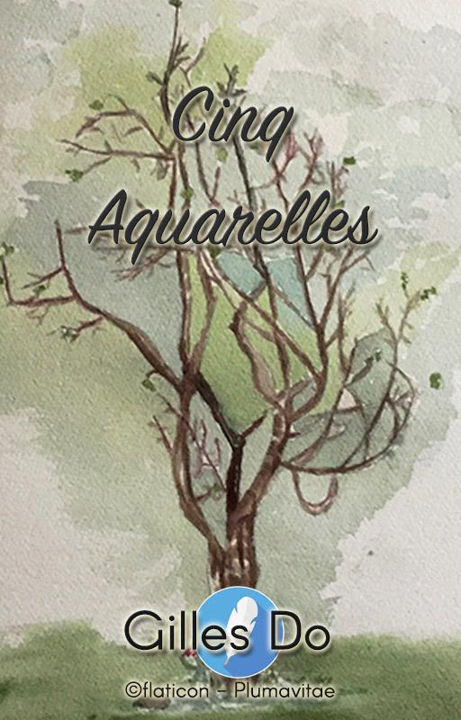couverture de 5 Aquarelles