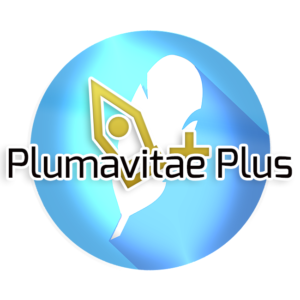 plumavitae plus beta lecture correction embleme